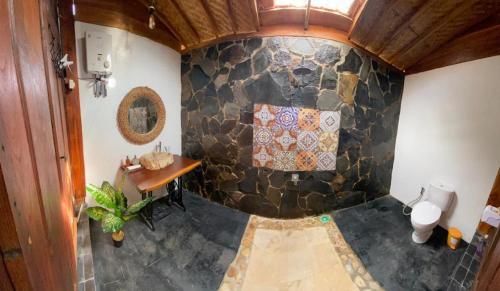 A bathroom at Deepsky Villa