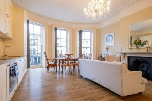 Contemporary Regency Balcony Apartment By The Sea!