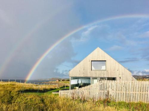 Luxury coastal retreat with stunning views