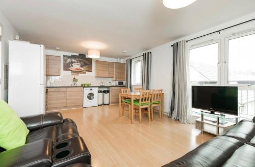 Stylish 2 Bedroom Apartment Aberdeen City Centre