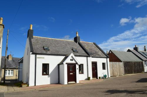 4-Bed Cottage in Portknockie Near Cullen Moray
