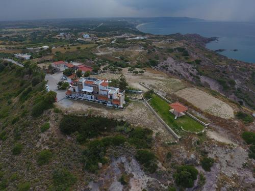 A bird's-eye view of Panorama Studios