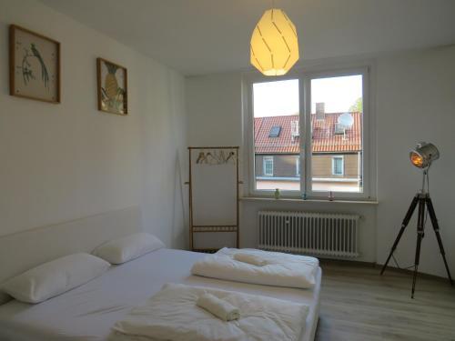 Lichtdurchflutetes Apartment mit 3 Schlafzimmern