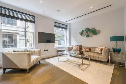 2 Bedroom Palatial Apartment on Chancery Lane
