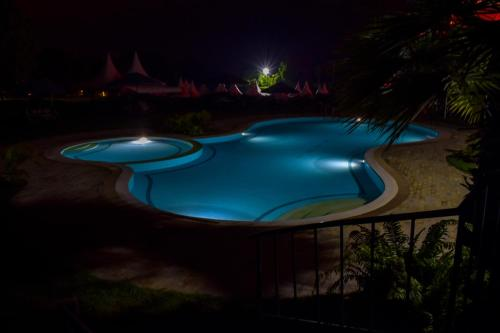 A view of the pool at Royal Green Gardens Resort or nearby