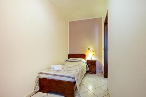 Letto o letti in una camera di Residenza La Ricciolina
