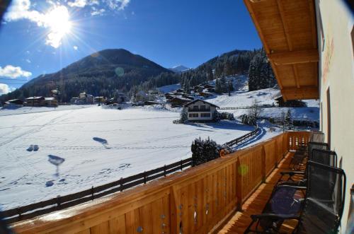 Hotel Starjet im Winter