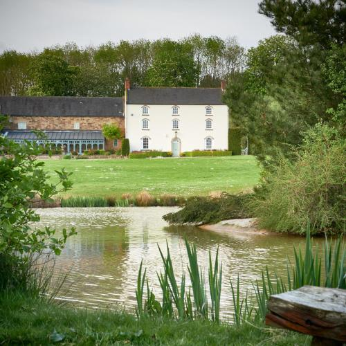 Heron House at Millfields Farm Cottages