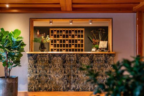 Vstupní hala nebo recepce v ubytování Erzherzog Johann Alpin Style Hotel - Adults Only
