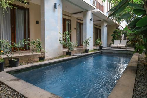 The swimming pool at or near Alia Home