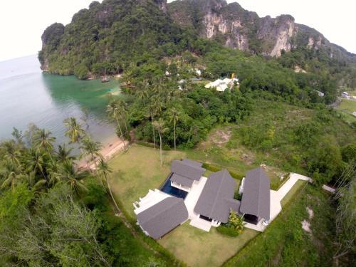 A bird's-eye view of Krabi Beach House, SHA Certified