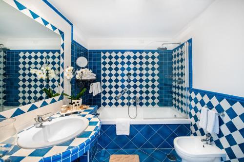 Bagno di Grand Hotel Tritone