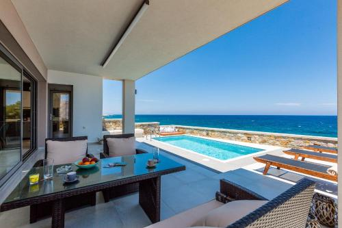 The swimming pool at or close to Ethereal Villa