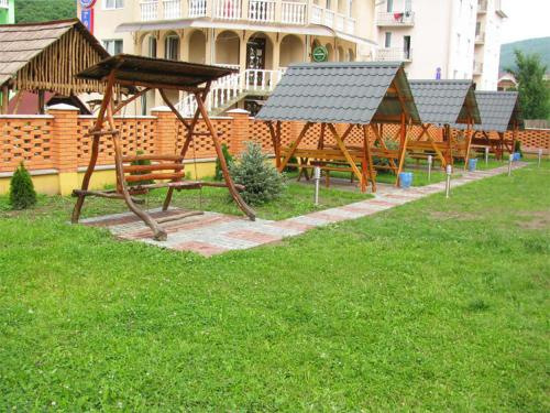 Children's play area at Edelweiss