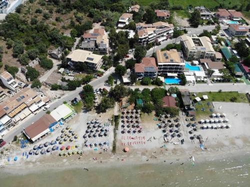 Άποψη από ψηλά του Nefeli