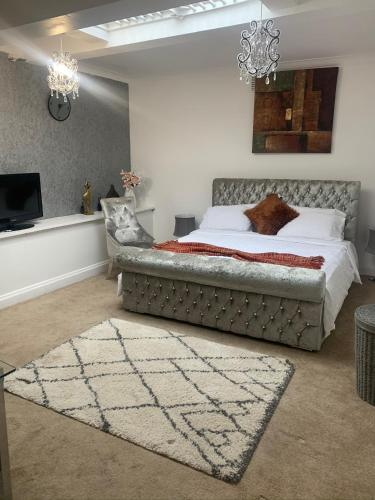 Luxurious apartments in Leeds