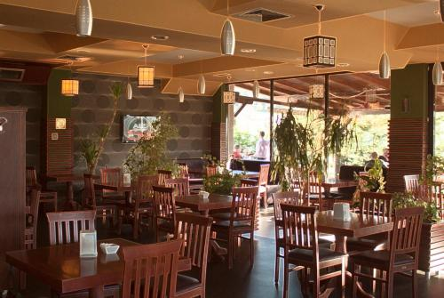 A restaurant or other place to eat at Agropolog Hotel & Spa