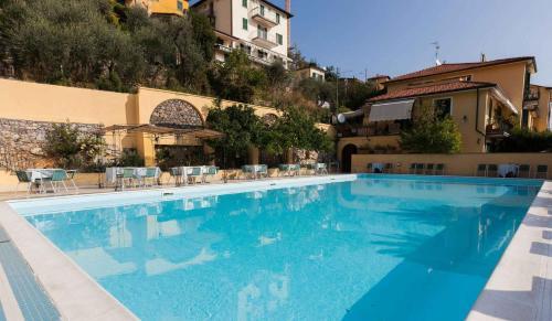 The swimming pool at or near Hotel Della Baia