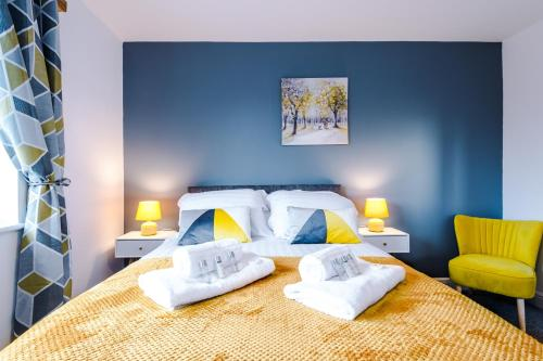 Lime Vale House by Lavender Stays, Fully Equipped, Free Parking and WiFi