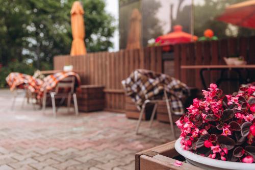 Ресторан / где поесть в Гостиница Story