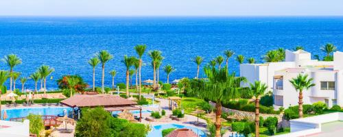 A view of the pool at Renaissance Sharm El Sheikh Golden View Beach Resort or nearby