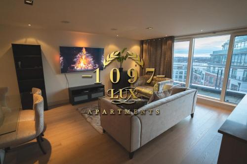 1097 luxury apartment in Chelsea harbour
