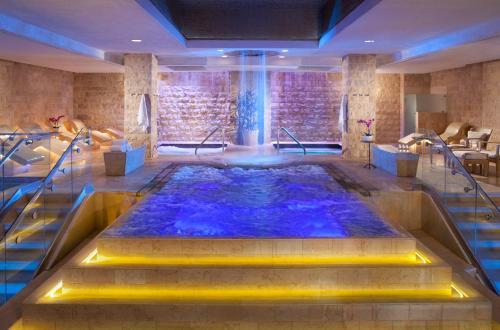 The swimming pool at or near Nobu Hotel at Caesars Palace