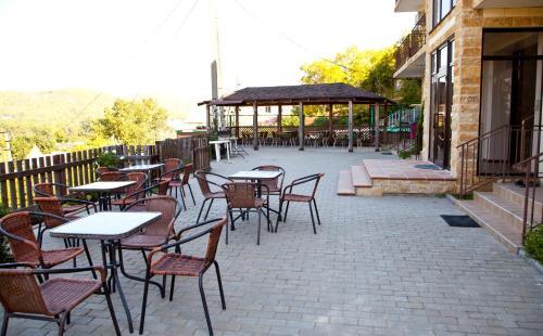 Ресторан / где поесть в Отель Маленькая Италия