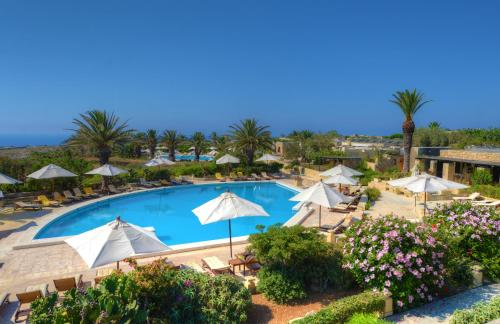A view of the pool at Hotel Ta' Cenc & Spa or nearby