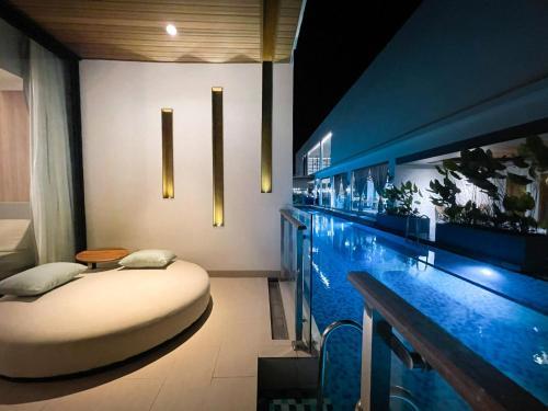 The swimming pool at or close to La Villa Langkawi - Private Pool