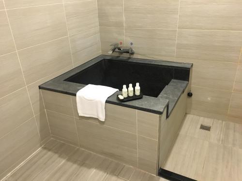 山多利大飯店衛浴