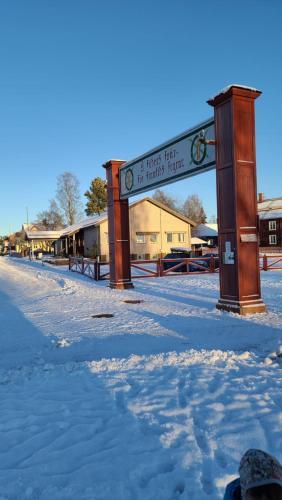 STF Hostel Mora - Målkullan under vintern