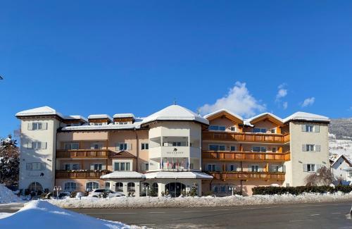 Hotel Rosskopf durante l'inverno