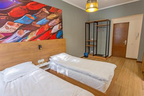 A bed or beds in a room at Koisha