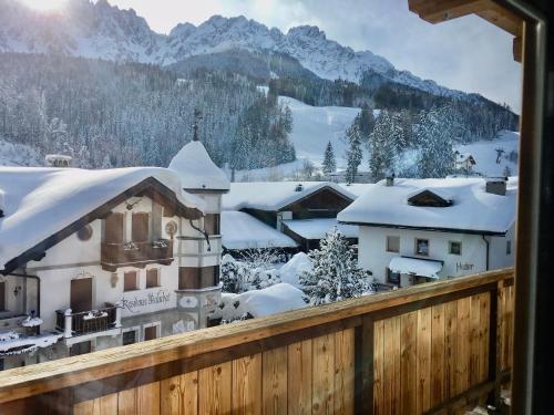 Appartements Innerkofler Mountain Home im Winter