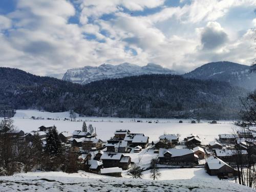 Ferienwohnung an der Alten Säge im Winter