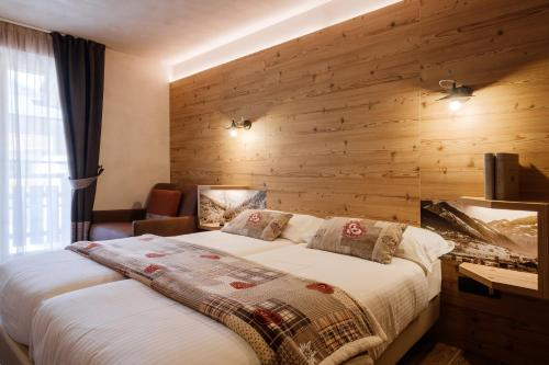 A bed or beds in a room at Bellavista