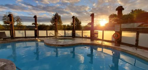 The swimming pool at or near Old House Hotel & Spa