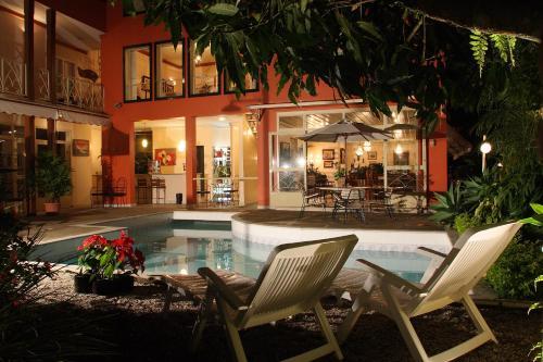 A piscina localizada em Pousada Beco Do Bispo ou nos arredores