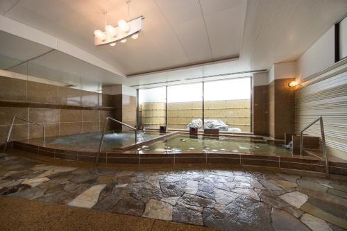 Piscina di Gifu Grand Hotel o nelle vicinanze