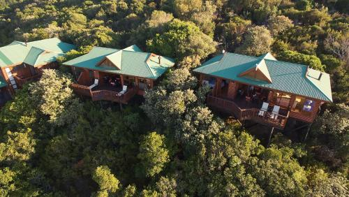 A bird's-eye view of Boardwalk Lodge – Self-Catering