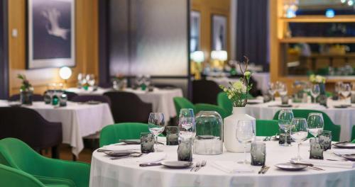 Restoran või mõni muu söögikoht majutusasutuses LaSpa