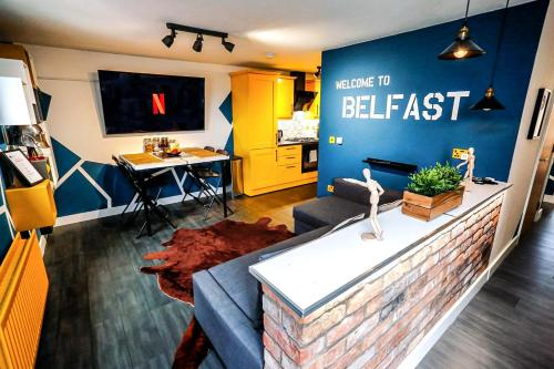 Welcome to Belfast 21