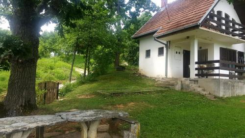 Zgrada u kojoj se nalazi vila