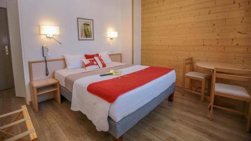 Hotel Aurelia Saint-Lary-Soulan, France