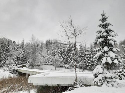 Lac de Verde - Golf&Leisure Resort during the winter