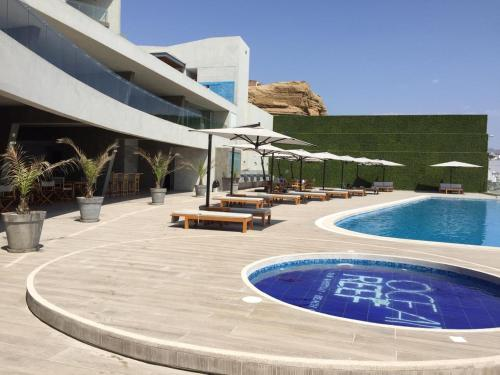 The swimming pool at or close to Vive - Descansa - Disfruta