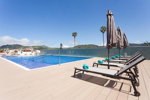 Piscina en o cerca de La Laguna Gran Hotel