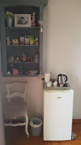 Una cocina o zona de cocina en La Tuiliere