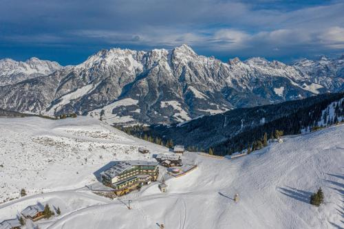 Mountainlovers Berghotel SeidlAlm im Winter